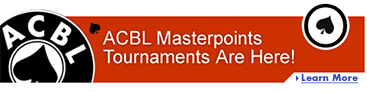 ACBL Tournaments
